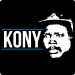 Kony T-Shirt (Sky Stripes)