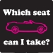 Which Seat Can I Take Tee (car)